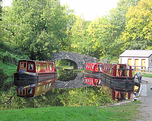 Monmouth & Brecon Canal